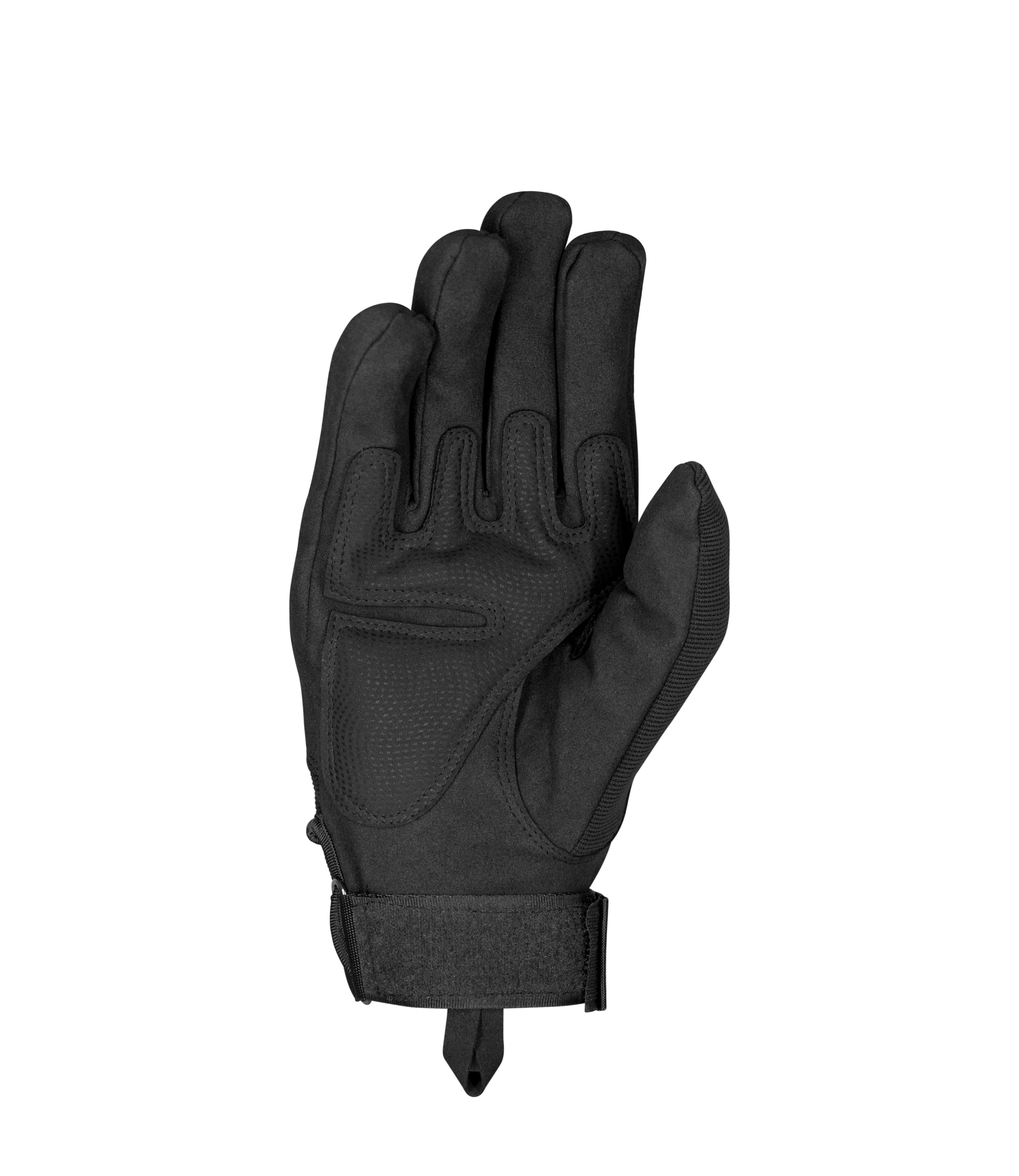 RECON GLOVES (Black) - Rynox Gears -