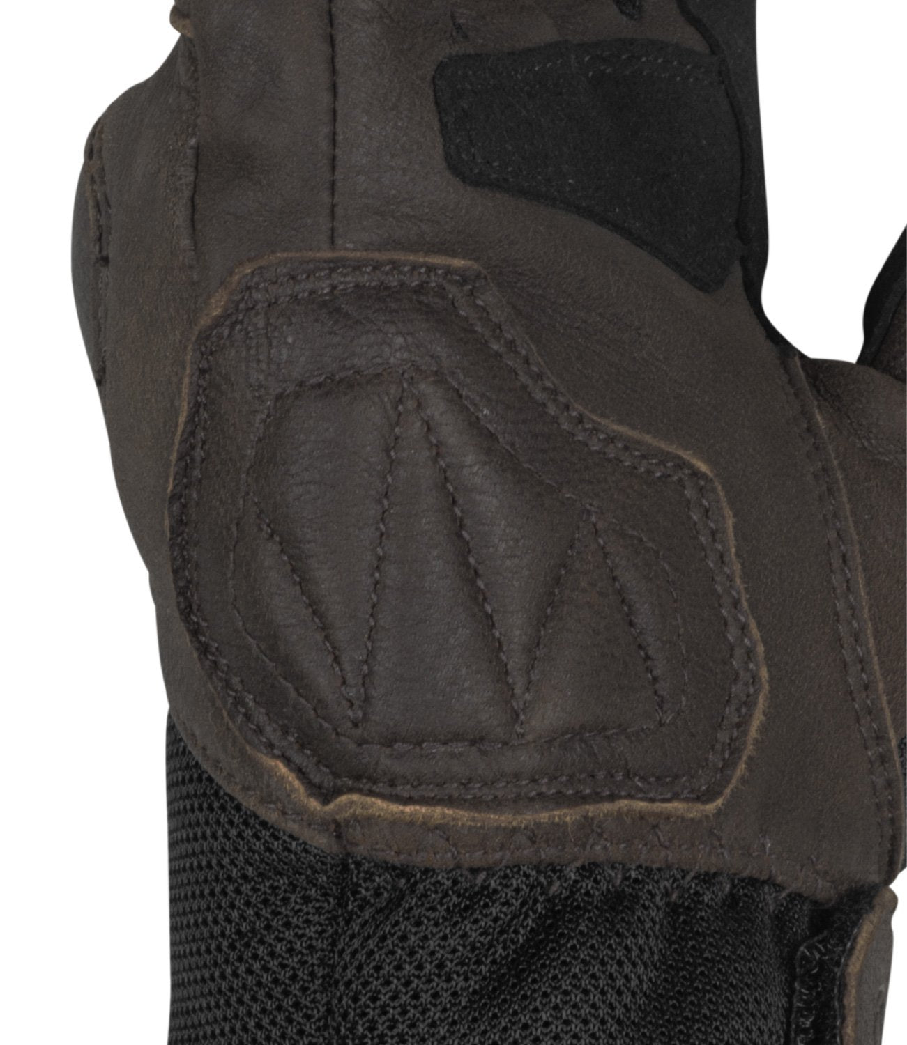 Rynox Urban Gloves Brown 4