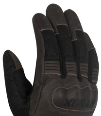 Rynox Urban Gloves Brown 5