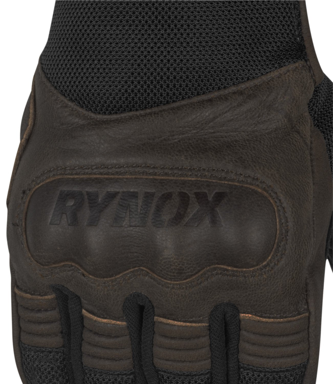 Rynox Urban Gloves Brown 7