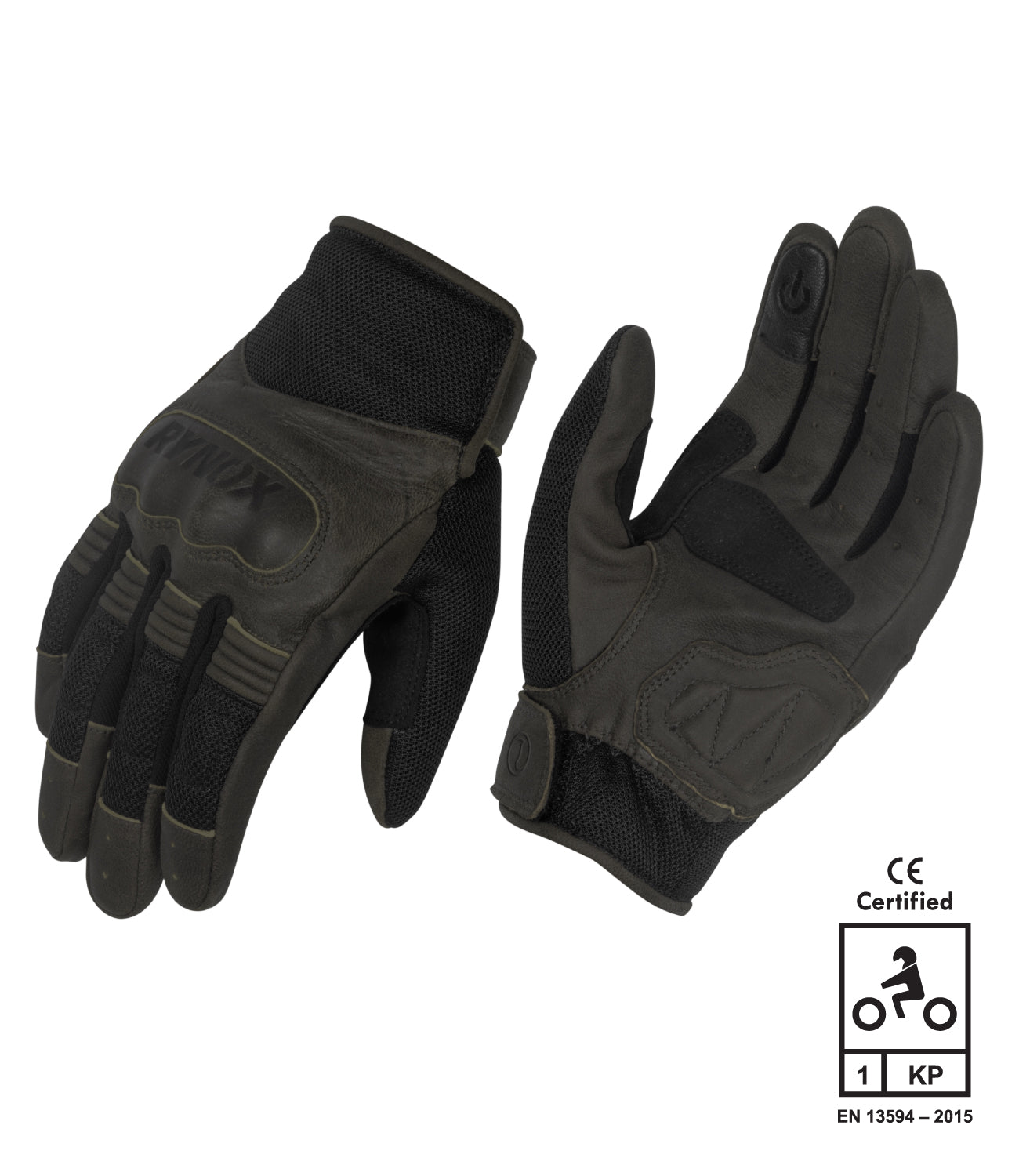 Rynox Urban Gloves Copper 1