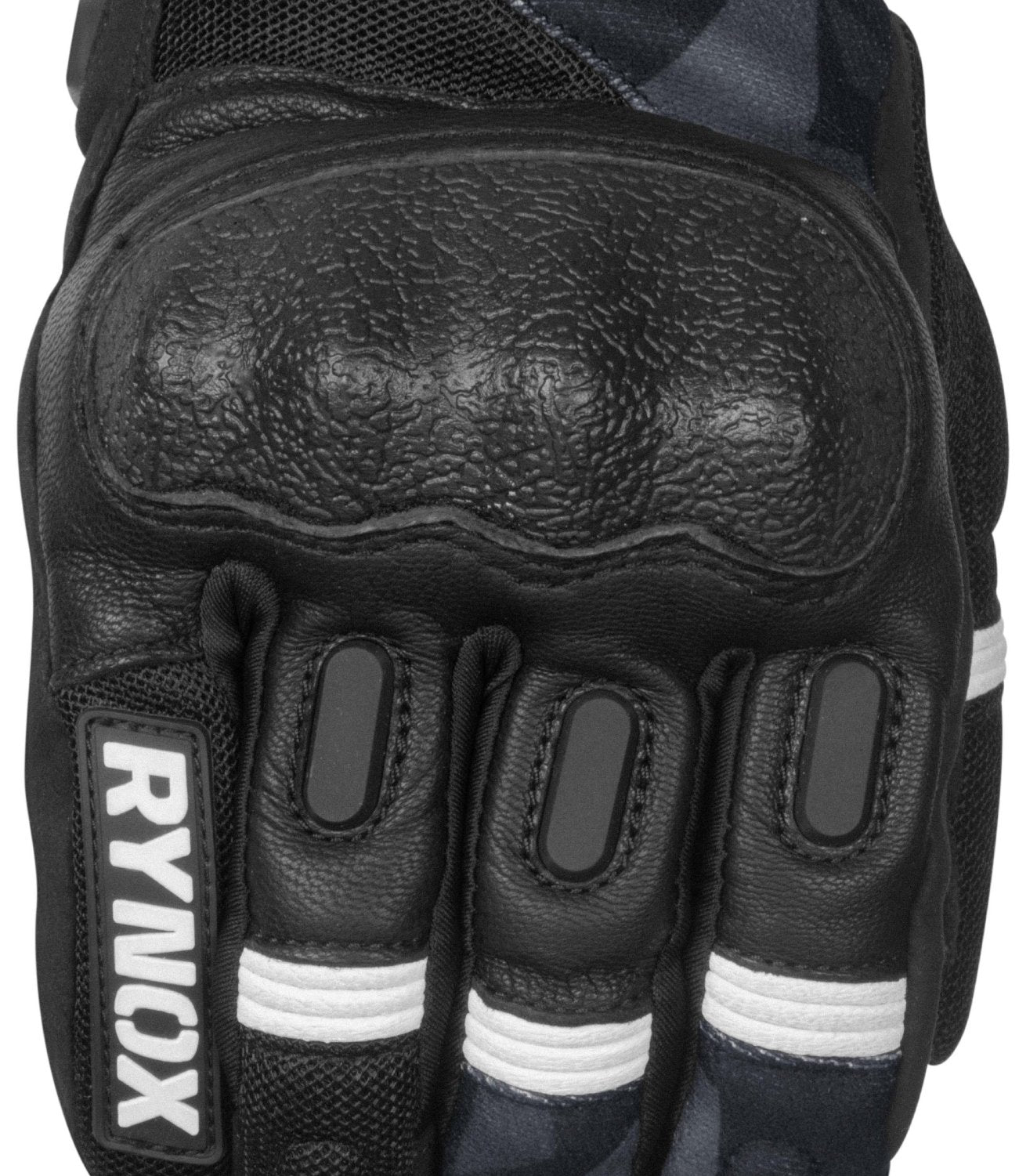 Rynox Urban X Gloves Camo Blue 7