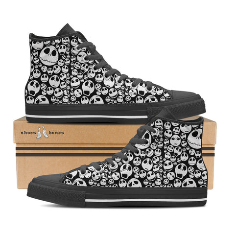 Jack Skellington Pattern Men's