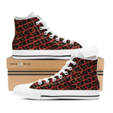 Leopard-Red Women's