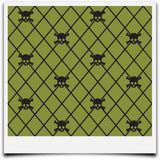 Fence Pattern Women's