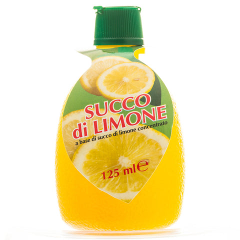 Naturera Lemon juice 125 ml