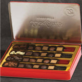 Bodrato assorted chocolate tin box 340gr