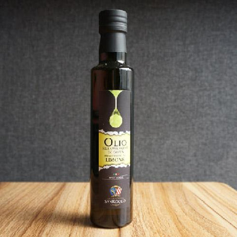 Extra Virgin Olive Oil Lemon Flavour