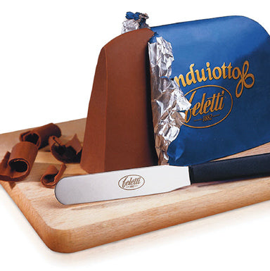 Gianduiotto with Knife 1KG Gift box