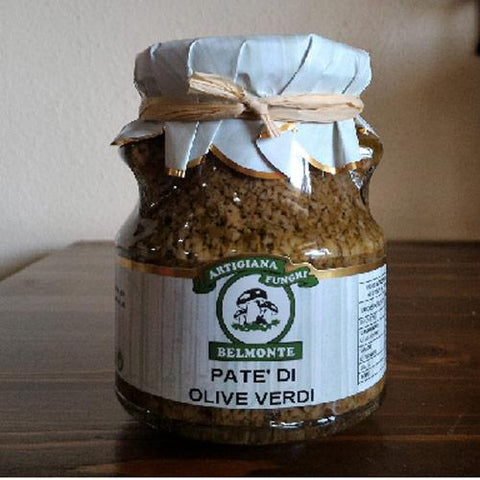 Green olives pate` 270g