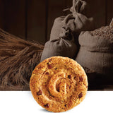 Italian Galbusera VitaGi biscuits rich of fiber 300gr with oat flakes