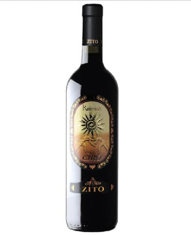Krimisa red wine Ciro DOC 2013 75