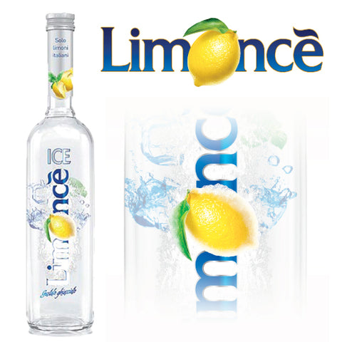 LIMONCE ICE with Mint and Ginger 50CL