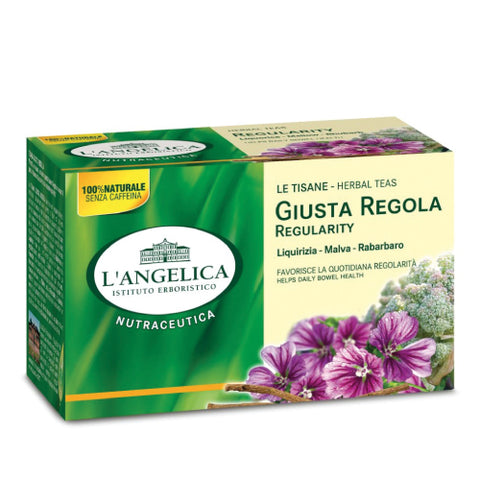 L'angelica Bowel Regulator Herbal Tea