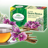L'angelica Bowel Regulator Herbal Teawith Licorice, Rheum, Malva