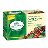 L'angelica Herbal Tea Green Coffee with green coffee, apple, fennel