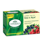 L' angelica Herbal tea Goji and Acai