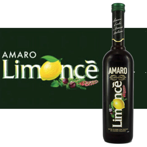 Limonce' italian bitter limoncello 50cl