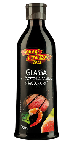 Monari Glaze Balsamic Vinegar with Figs 300Gr