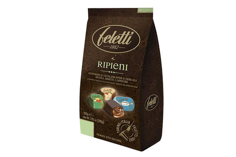 Ripieni assorted chocolate 200 gr