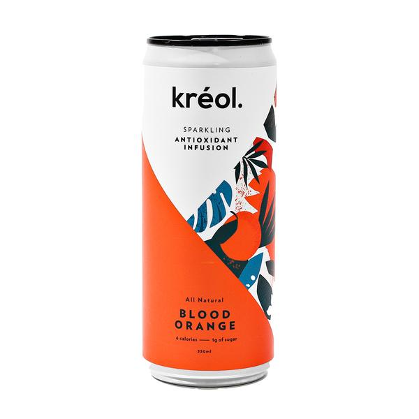 Kreol Drinks - Blood Orange 330ml