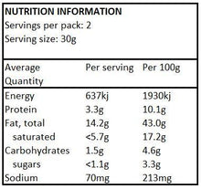 Nutritional Information keto-snacks-keto-cookies-bitter-orange-crisp