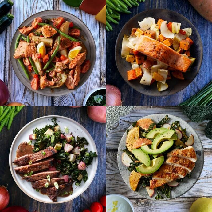 3 Day Keto Diet Meal Plan - Lunch & Dinner – A Life Plus (A+)