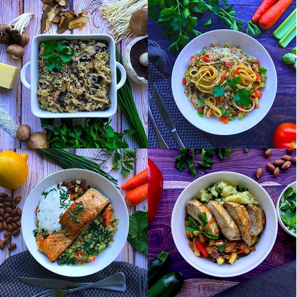 home delivery meals 7 day meal plan