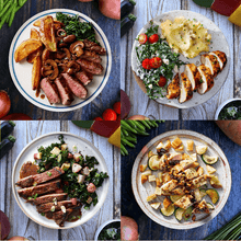 Paleo Meal Delivery Plan Menu Sydney
