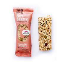 Snack Proud - Almond Cranberry, Get Seedy Bar (25g)