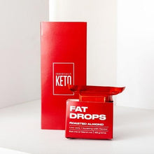 ESSENTIALLY KETO Fat Drops - Roasted Almonds (45g)