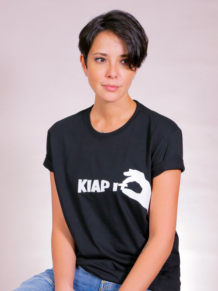 Kiap It Tee (Black)
