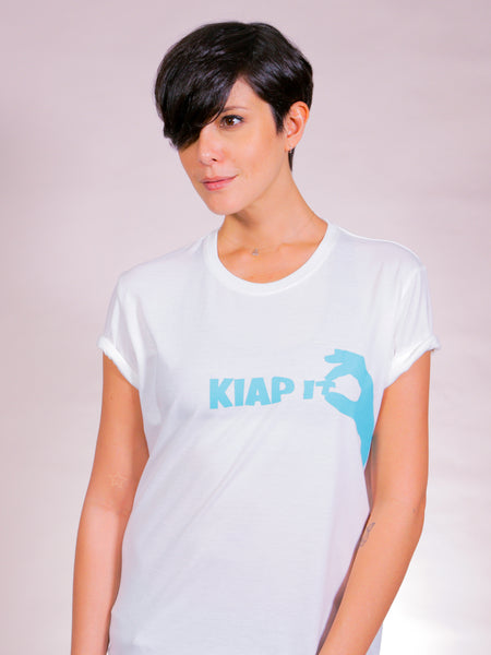 Kiap It Tee (Teal)