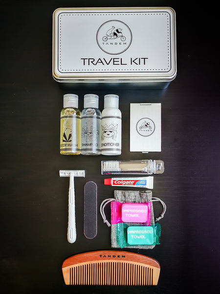 Tandem Travel Kit