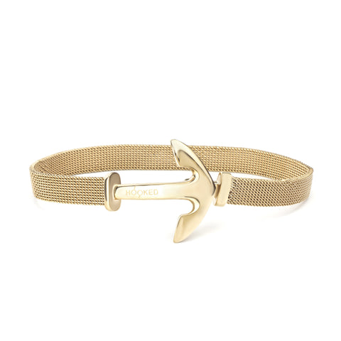 Hooked Concepts Milanese Mesh bracelets