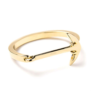 Gold | Anchor Cuff