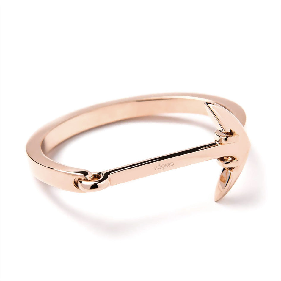 Rose Gold | Anchor Cuff