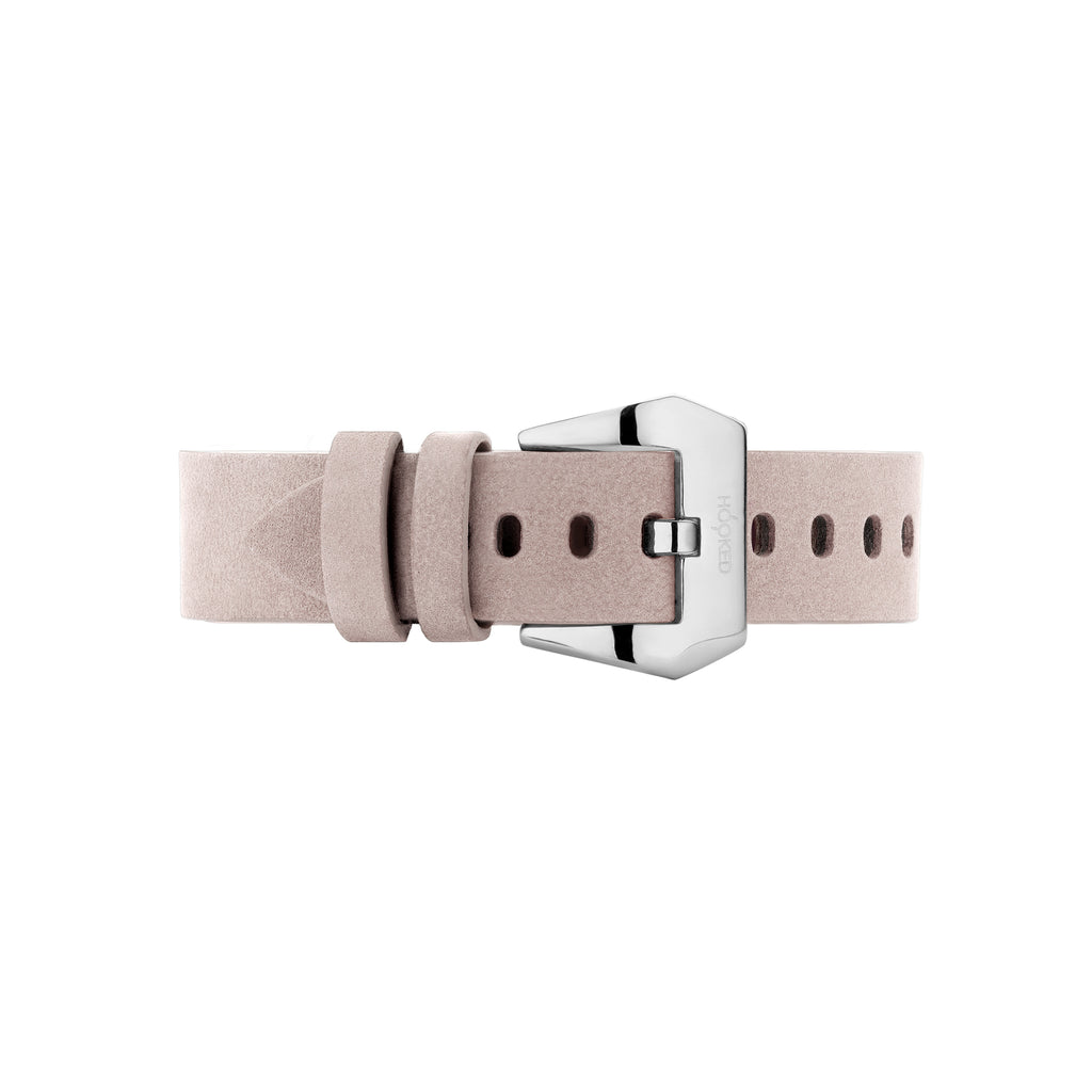 Nubuck Leather Strap | Taupe - 18MM
