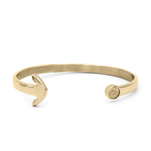 Treasure Life | Anchor Cuff