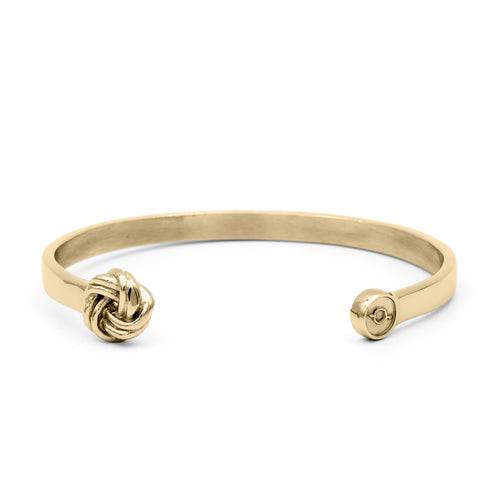 Treasure Life | Ship Knot Cuff