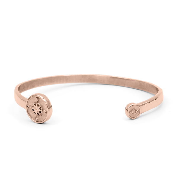 Treasure Life | Compass Cuff