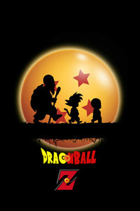 'Dragon Ball Z' Poster