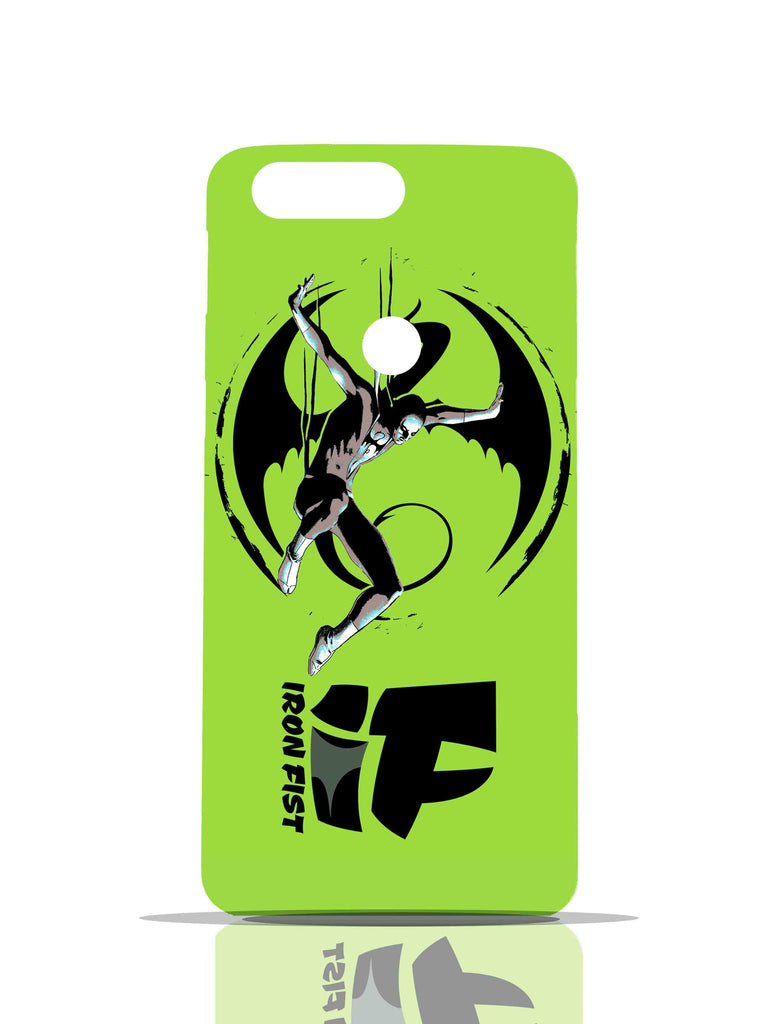Ironfist Pro Case One Plus 5T