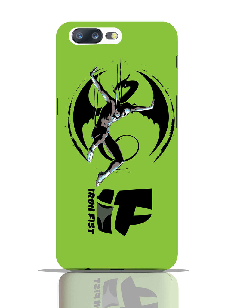 Ironfist Pro Case One Plus 5