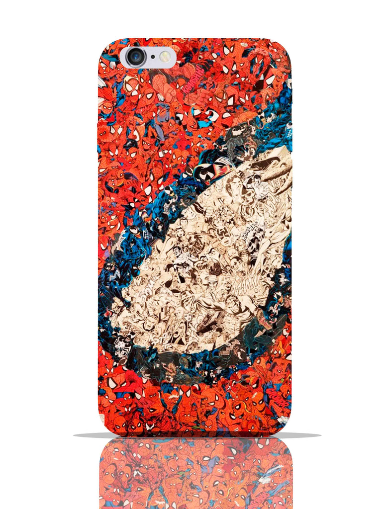 Spider Man Comic Collage Pro Case iPhone 6/6s