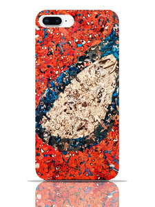 Spider Man Comic Collage Pro Case iPhone 8 Plus