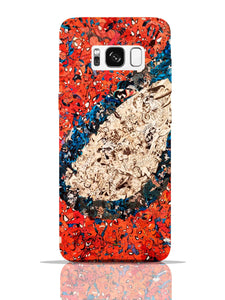 Spider Man Comic Collage Pro Case Samsung S8