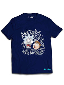 'Rick and Morty Forever' Tee