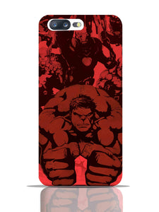 Avengers Pro Case One Plus 5