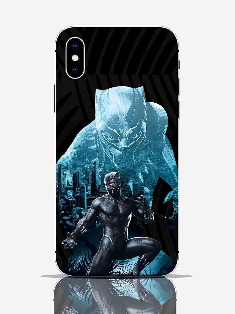 Black Panther Wakanda Pro Case iPhone X